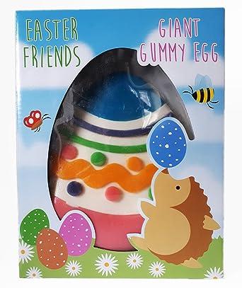 Huevo Gigante Dulce Gigante de Amigos de Pascua 500 gramos