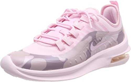 Nike Women's Air Max Axis Premium Sneakers, Pale Pink/Pink Foam/Black