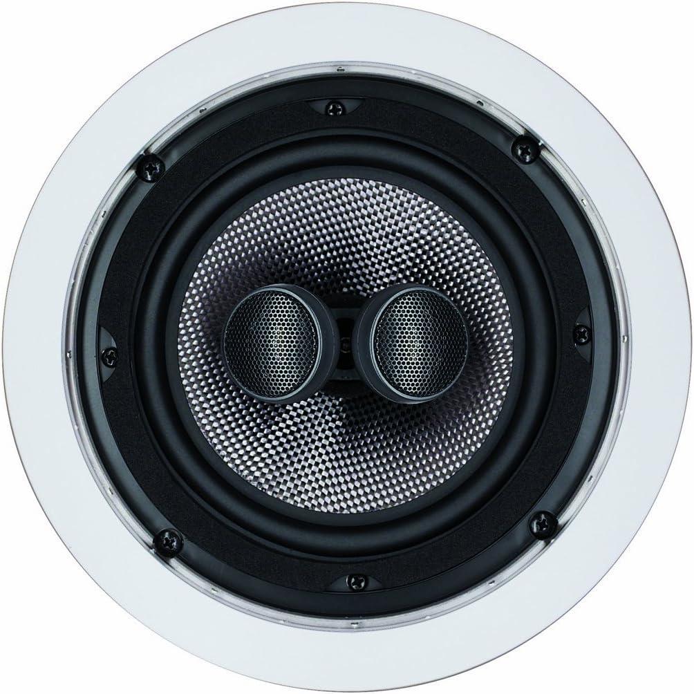 Magnat Interior IC 62 75W Blanco altavoz - Altavoces (De 2 vías, Alámbrico, 75 W, 35-35000 Hz, 8 Ω, Blanco)