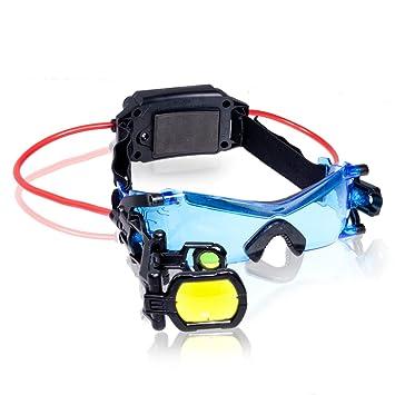 76461f58a1 Spy Gear - Gafas de visión Nocturna: Amazon.es: Juguetes y juegos