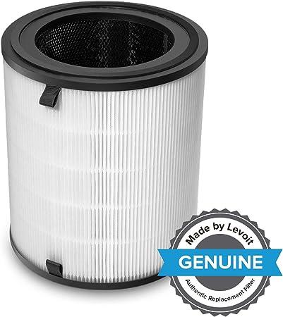 LEVILO - Juego de filtros 3 en 1 de Repuesto para purificador de ...