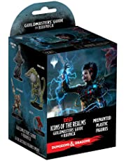 WizKids D&D Icons of The Realms: Guildmasters' Guide to Ravnica Eight CT. Booster