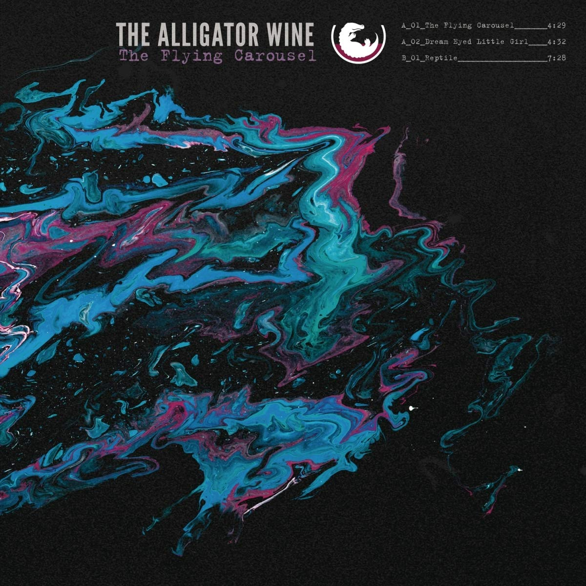 Vinilo : Alligator Wine - Flying Carousel (Germany - Import)
