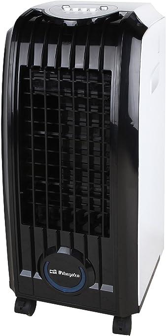 Orbegozo Air 45 Climatizador evaporativo 3 en 1, 3 velocidades, aletas direccionales, depósito de 4 l, filtro extraíble, 60 W: Amazon.es: Hogar