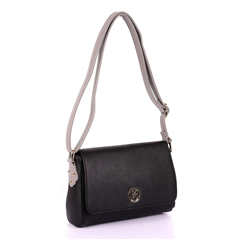 Karla Hanson Merry Women s Crossbody Bag - Black Grey  Handbags  Amazon.com 9b7fea7aaa8e1