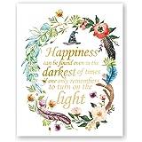 Uhomate Little Miss Muffet Harry Potter Quote Art Print Nursery Wall Decor C029