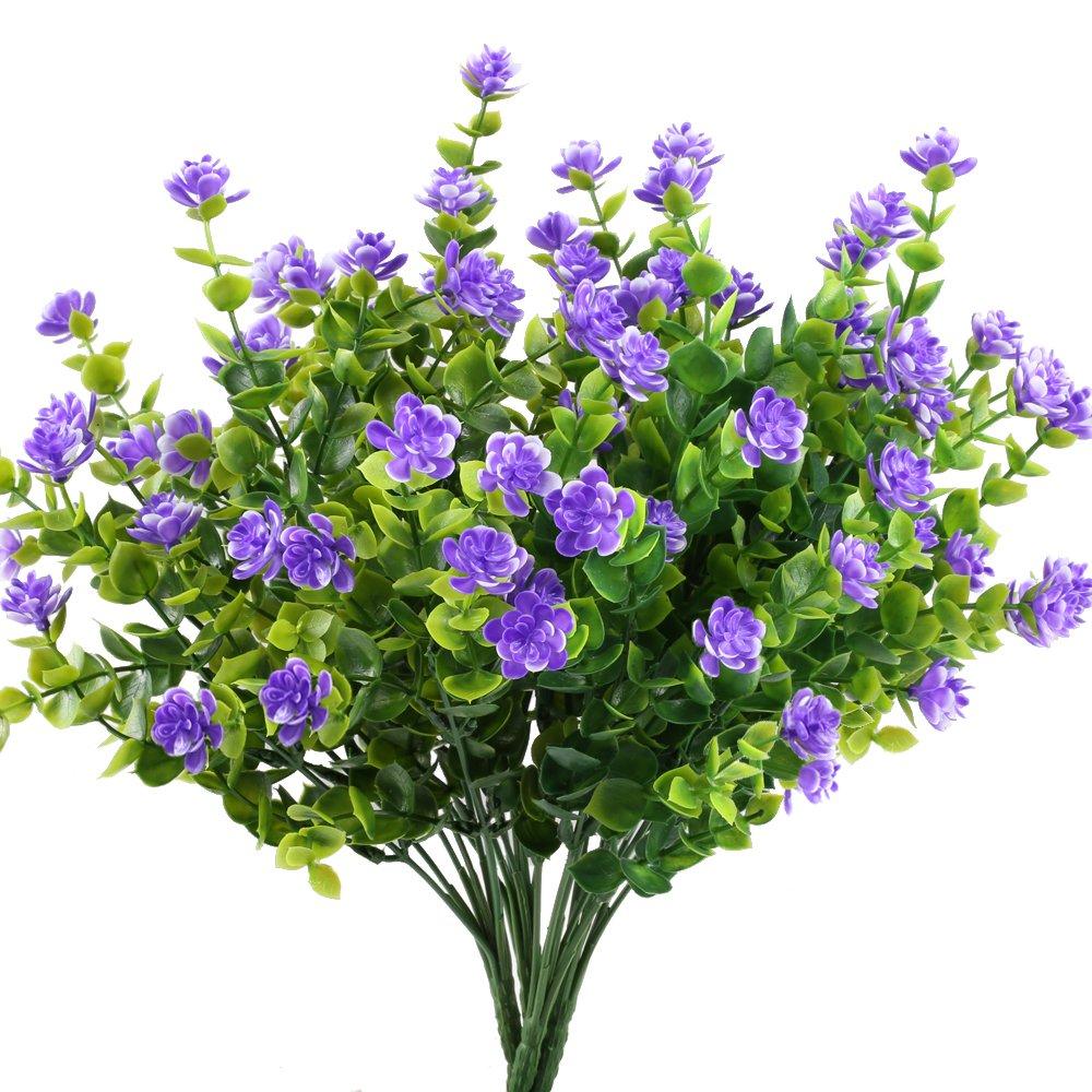 Artificial plants for kitchen - Gtidea 4pcs Fake Plants