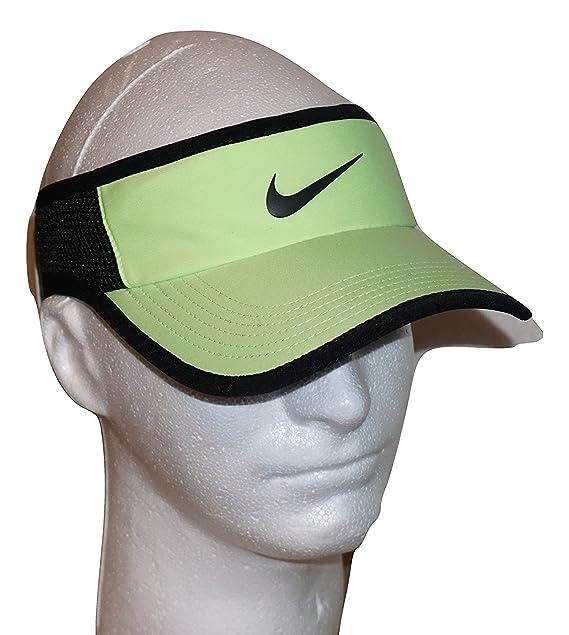Nike Unisex Aerobill Dri-Fit Tennis Visor (S M) at Amazon Men s ... b3829b4e845
