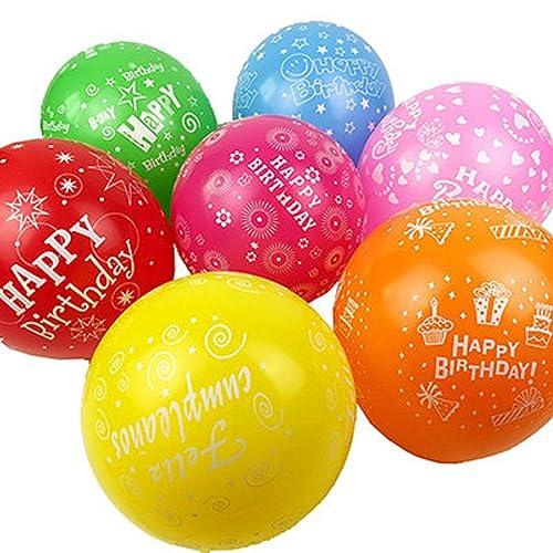 Happy Birthday Balloons Amazon
