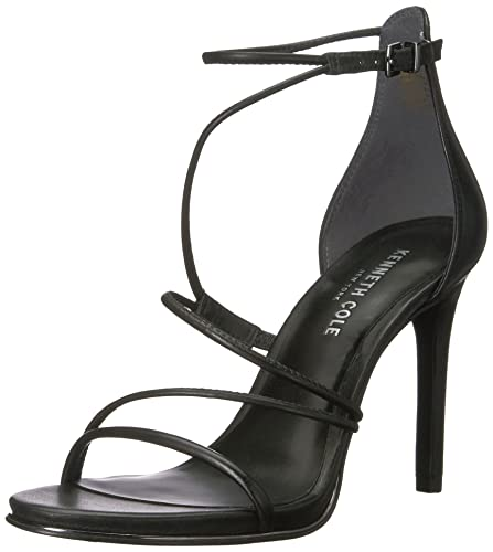 e2a9a9df9af Kenneth Cole New York Womens Bryanna Strappy Leather Dress Sandal ...