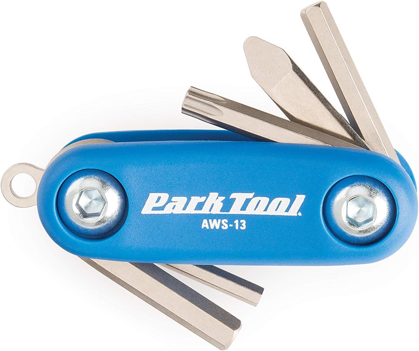 Park Tool AWS-8 Balldriver Hex Y-Clé