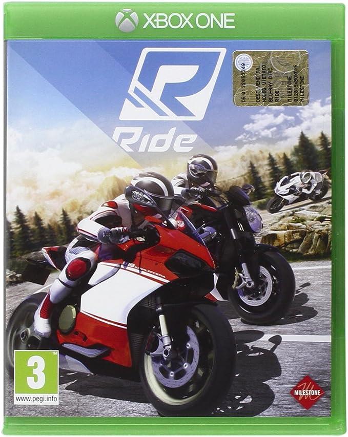 Ride [Importación Italiana]: Amazon.es: Videojuegos