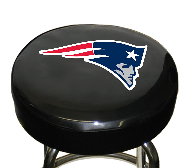 Amazon.com: NFL New England Patriots Bar Stool Cover: Sports ...