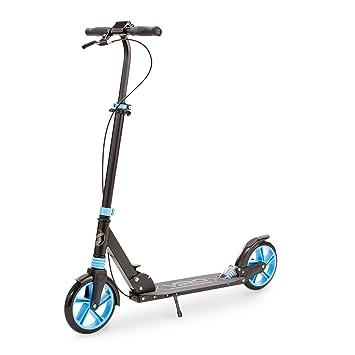 Viro Rides Sport Runner Patinete Plegable Negro/Azul ...