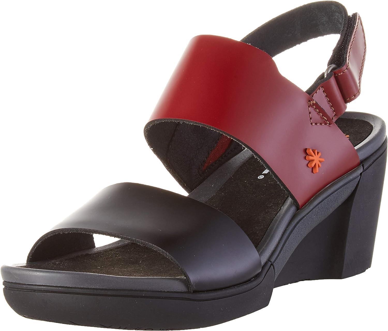 ART Rotterdam, Zapatos de tacón con Punta Abierta para Mujer