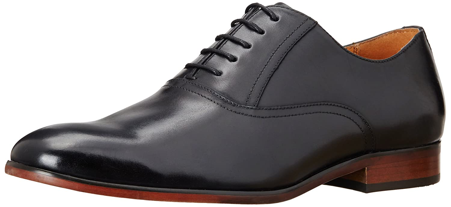 05174297da1 Steve Madden Men s Hilson Black Leather Formal Shoes - 7 UK  Buy Online at  Low Prices in India - Amazon.in