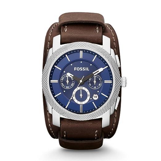90ab77c0a2a1 Fossil Machine FS4793 - Reloj para hombres