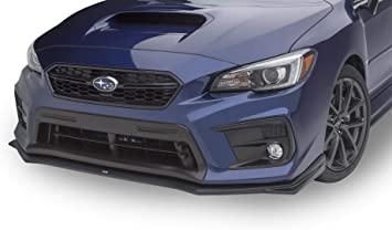 amazon com subaru wrx sti 2018 2019 2020 front under spoiler lip e2410va030 new genuine oem automotive subaru wrx sti 2018 2019 2020 front under spoiler lip e2410va030 new genuine oem