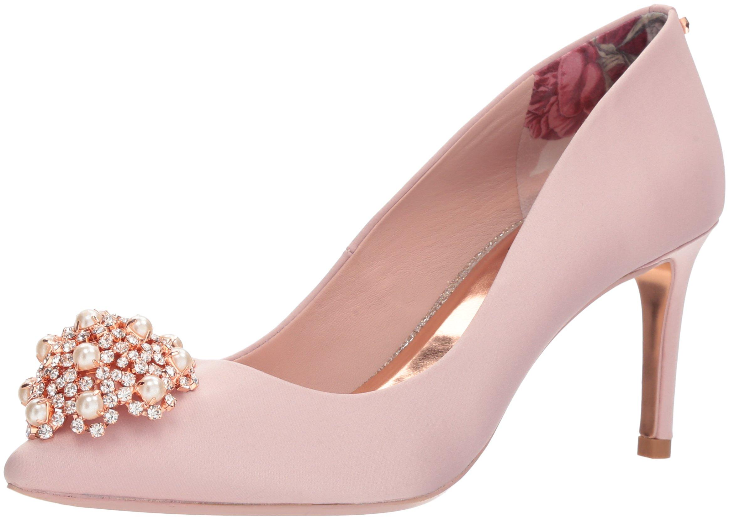 Ted Baker Women's Dahrlin Pump, Light Pink, 7 B(M) US