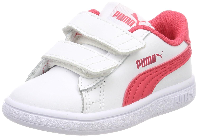 Puma Smash V2 L V Inf, Sneakers Basses Mixte bébé 365174