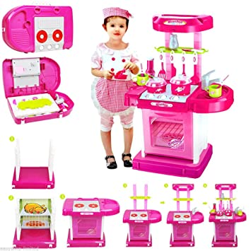 Buy Kagvad Kitchen Set Doctor Set Beauty Set Sweet Shop Cart