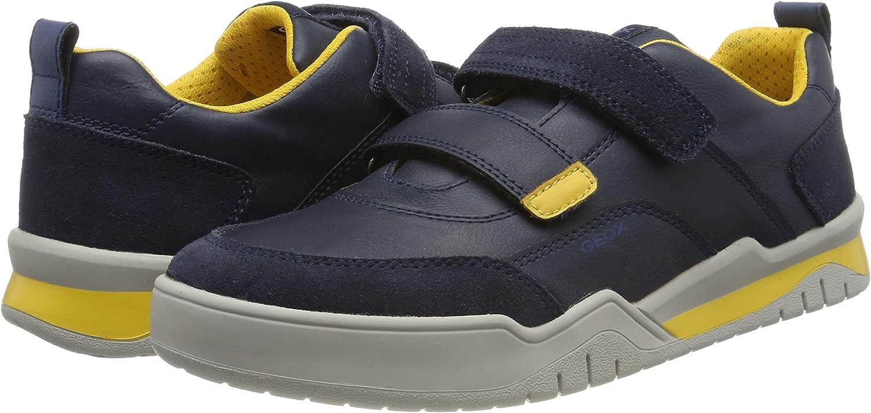 Geox Boys/' J Perth C Low-Top Sneakers