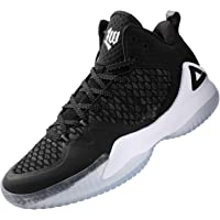 PEAK High Top Mens Basketball Shoes Streetball Master Breathable Non Slip Sneakers Outdoor Cushioning Workout Sports Shoes for Gym Fitness