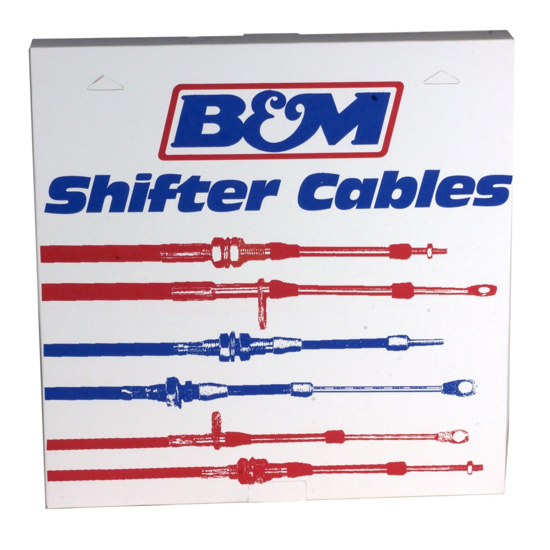 B&M 80834 8' Super Duty Race Shifter Cable
