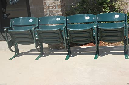 Amazon.com: Ballpark at Arlington Stadium Seats Set of 4 ...