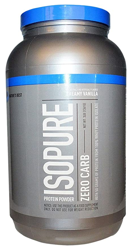 Isopure zero carb side effects