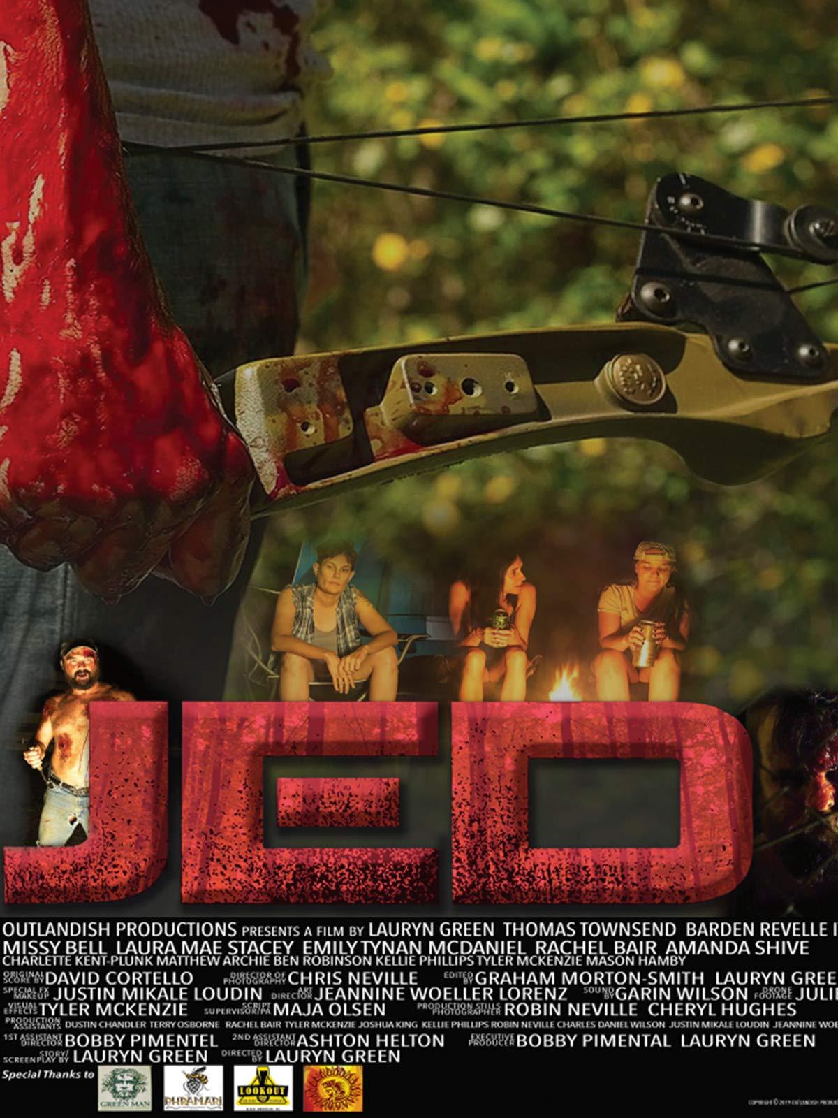 JED on Amazon Prime Video UK