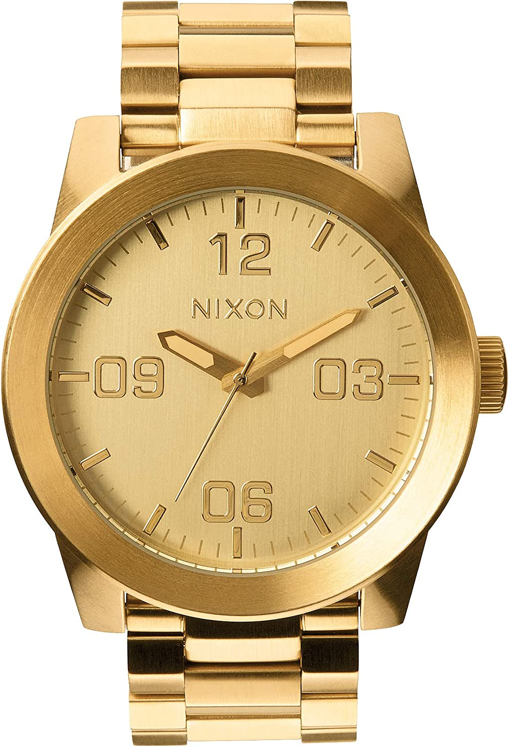 TALLA One Size. Nixon Corporal SS -Spring 2017- All Gold