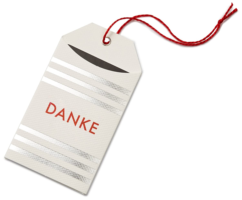 Amazon.de Geschenkkarte in Geschenkanhänger (Danke) - mit kostenloser Lieferung per Post Amazon EU S.à.r.l. Fixed