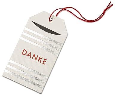 Amazonde Geschenkkarte In Geschenkanhänger 30 Eur Danke Amazon