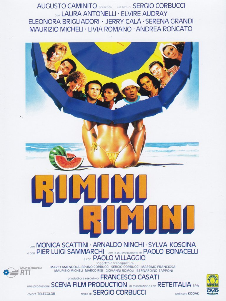 Amazon Com Rimini Rimini Jerry Cala Laura Antonelli Sergio Corbucci Movies Tv