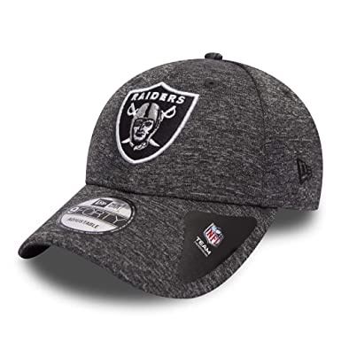 New Era NFL OAKLAND RAIDERS Shadow Tech 9FORTY Cap  Amazon.es  Deportes y  aire libre ef74dc2e3