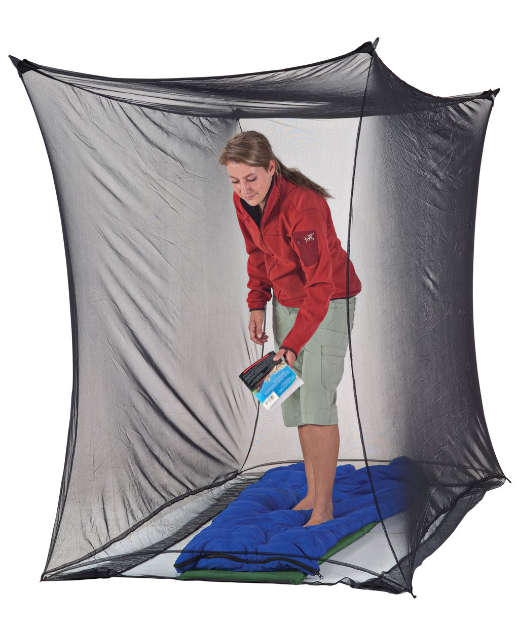Sea to Summit Mosquito Box Net Shelter with Insect Shield