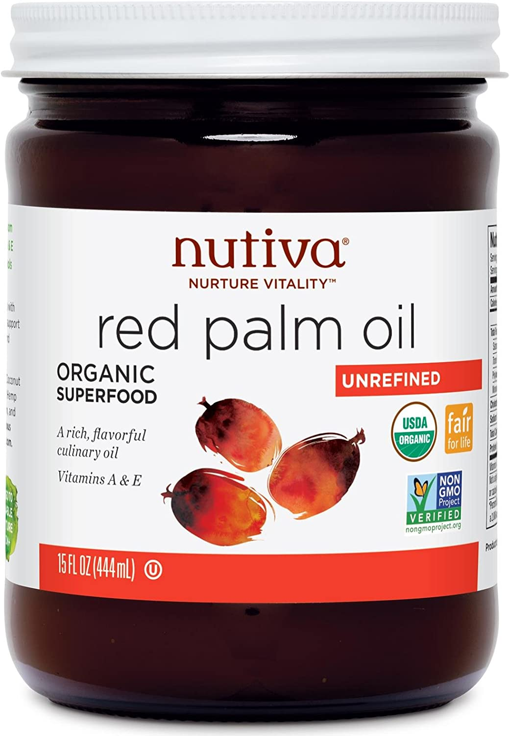 Red Palm Oil, Nutiva Image