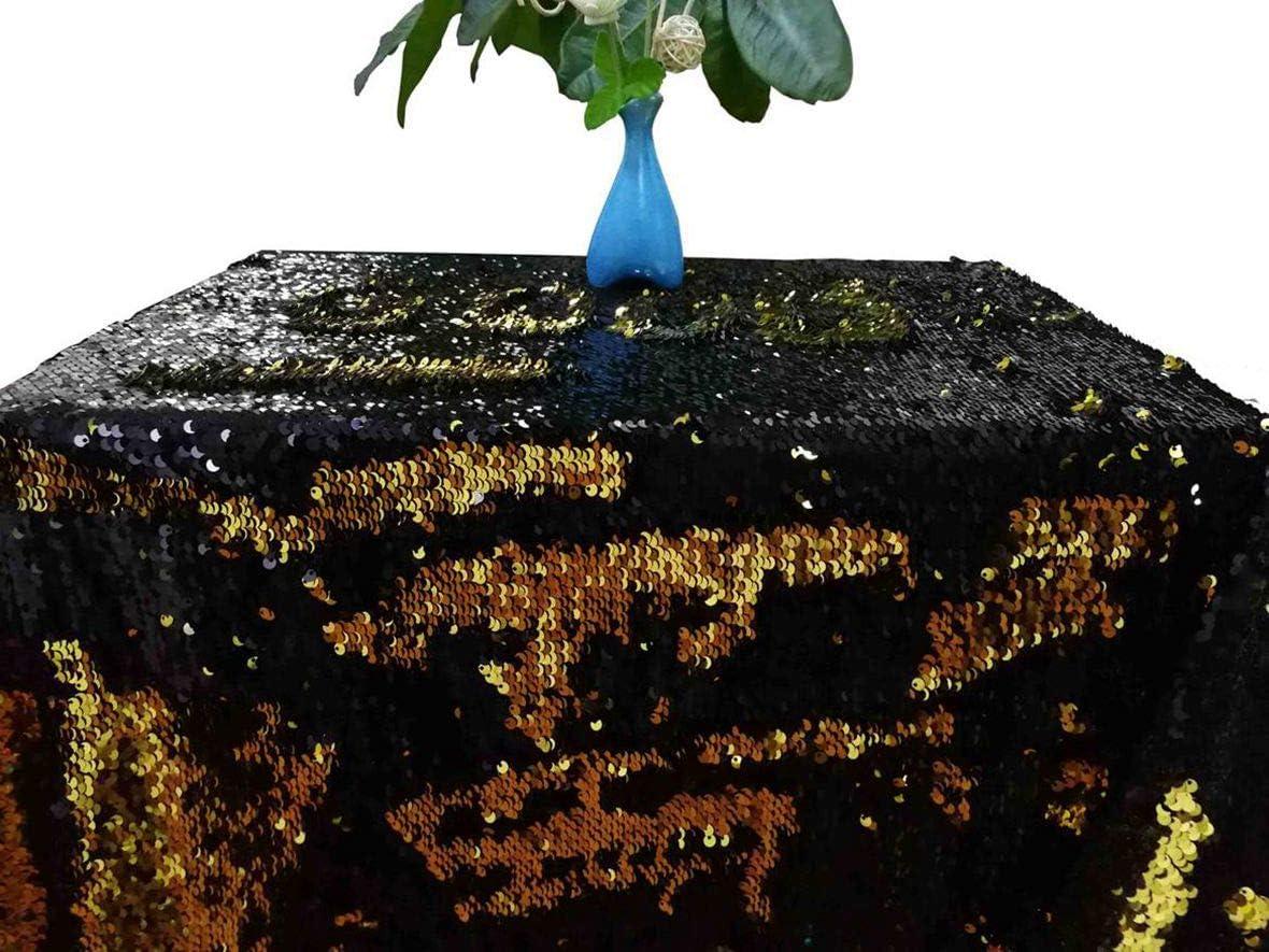 Shinybeauty Tovaglie Da Tavola Con Paillettes Tovaglia Decorazioni Per Feste Tovaglia Sparkle Con Champagne 50x72 Pollici T0316 Tovaglie Casa E Cucina