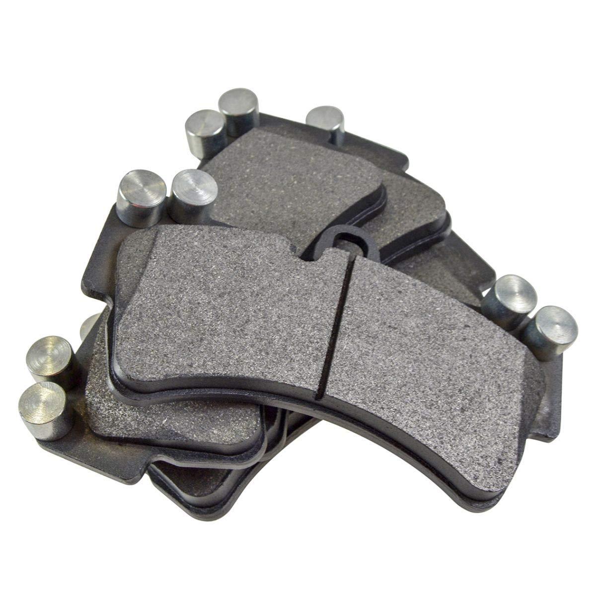 Pastillas de Freno Delantero Posi metálico para Audi Q7, VW Touareg Porsche Cayenne: Amazon.es: Coche y moto