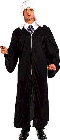 Forum Novelties Pour Homme Costume Pour Le Juge Amazon Ca Vetements Et Accessoires