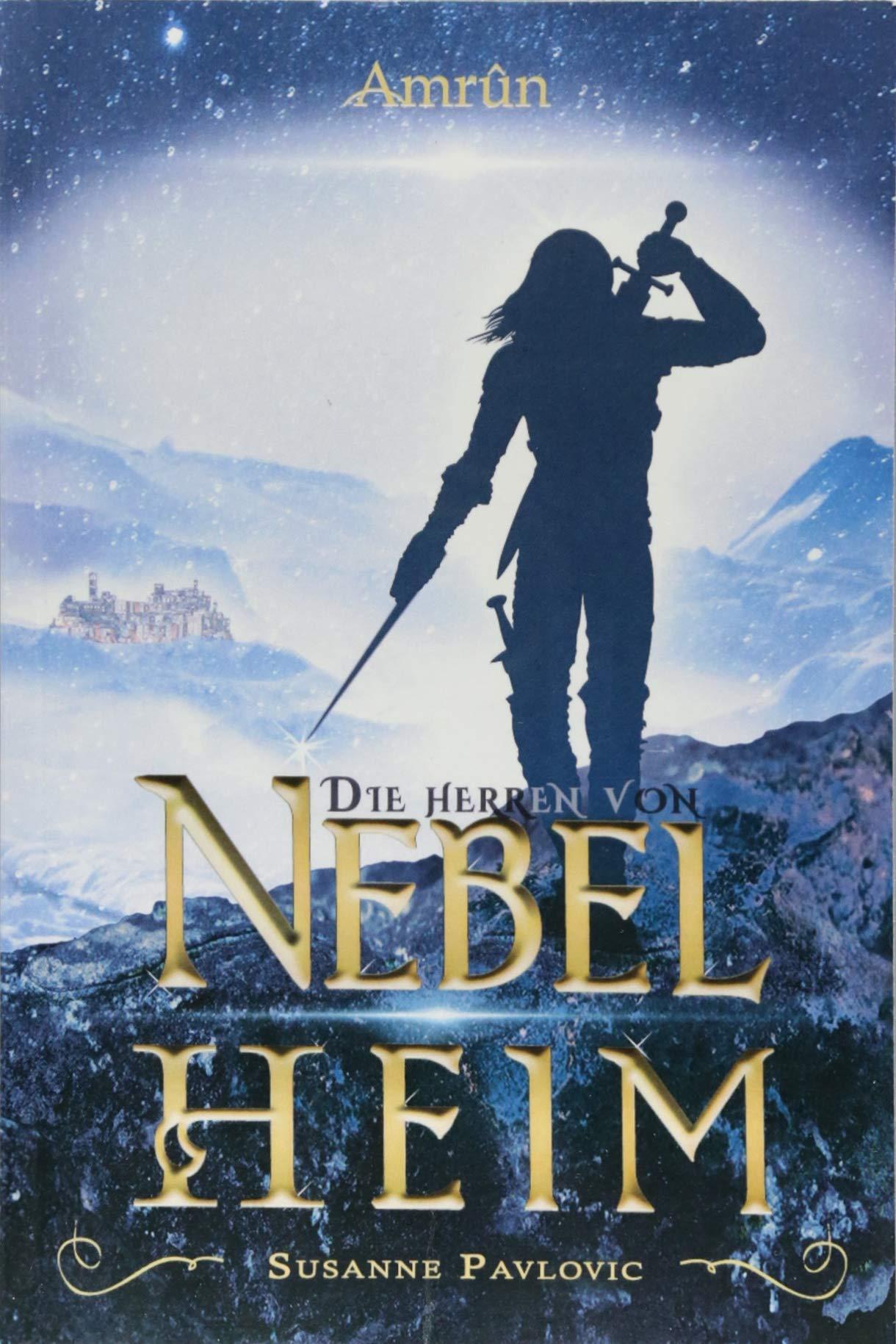 Die Herren von Nebelheim: Ein Abrantes-Roman