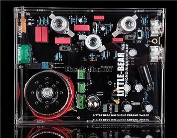 Transformador toroidal Little Bear T10 Pro 6 N2 Tubo Válvula ...