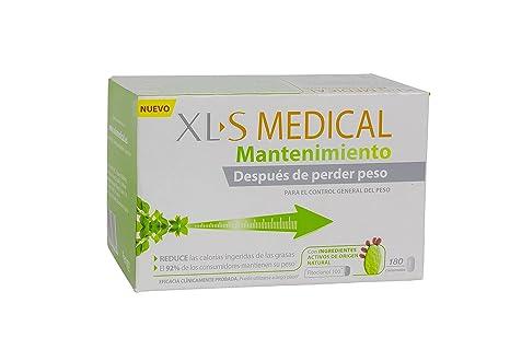 XLS Medical Mantenimiento - 180 comprimidos - Ayuda a mantener su peso tras una pérdida de