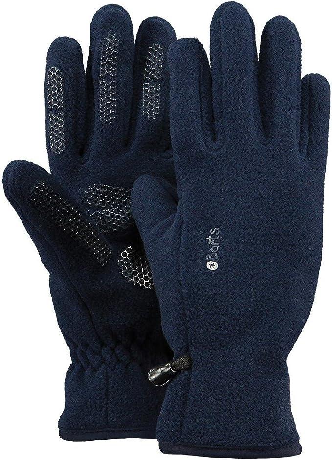 Barts Unisex Baby Fleece Kids Handschuhe One size Rot Rosso 5