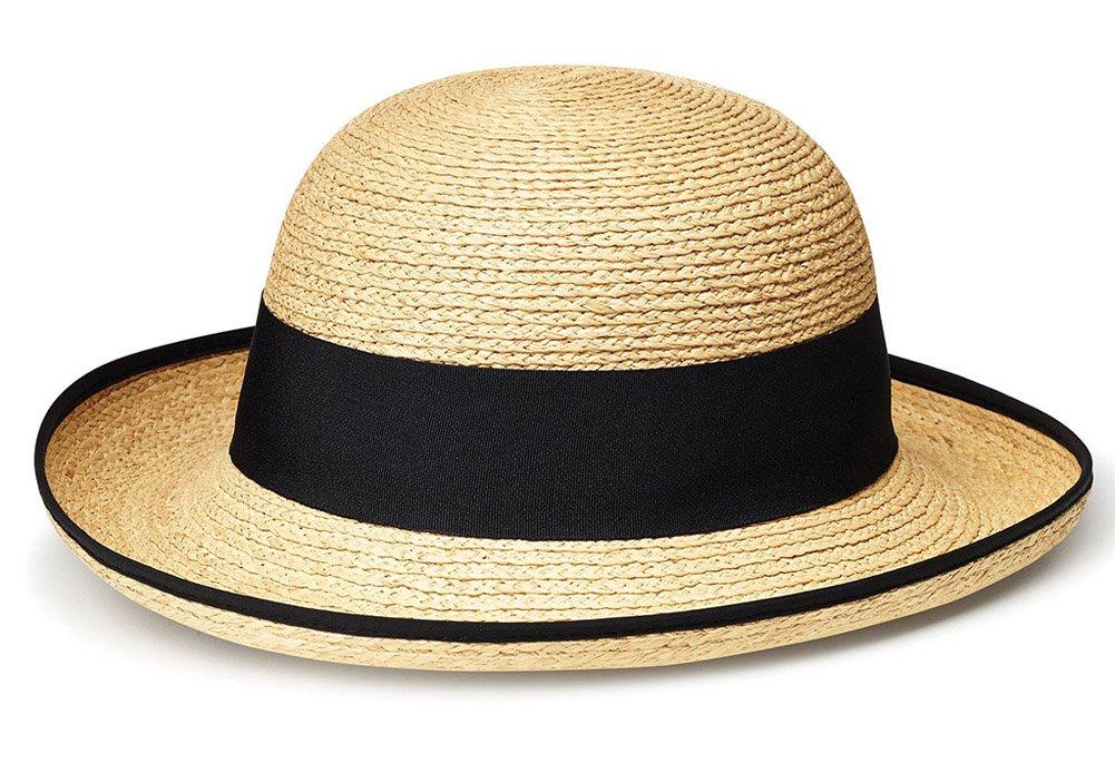 Tilley R2 Women's Raffia Hat Natural S by Tilley