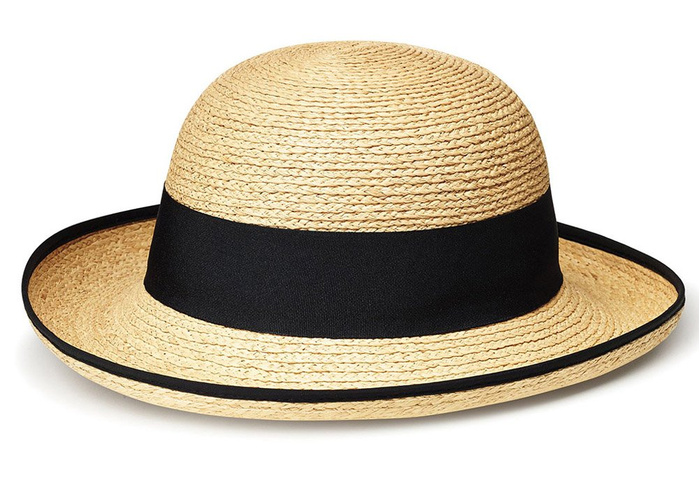 Tilley R2 Women's Raffia Hat Natural M by Tilley (Image #1)