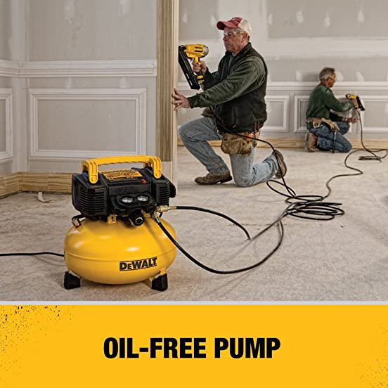 DEWALT Oil Free Pump