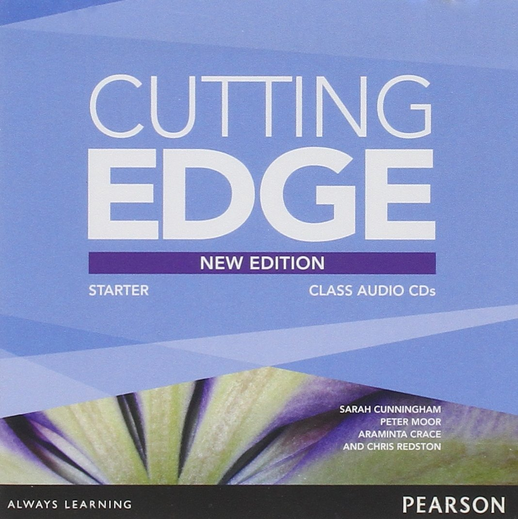 Workbooks cutting edge workbook : Cutting Edge Starter New Edition Class CD: Amazon.co.uk: Sarah ...