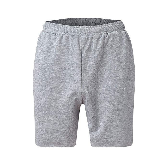 Amazon.com: YKARITIANNA Mens Zipper Pocket Belt Can Be Put Towel Casual Plain Color Sports Shorts: Arts, Crafts & Sewing